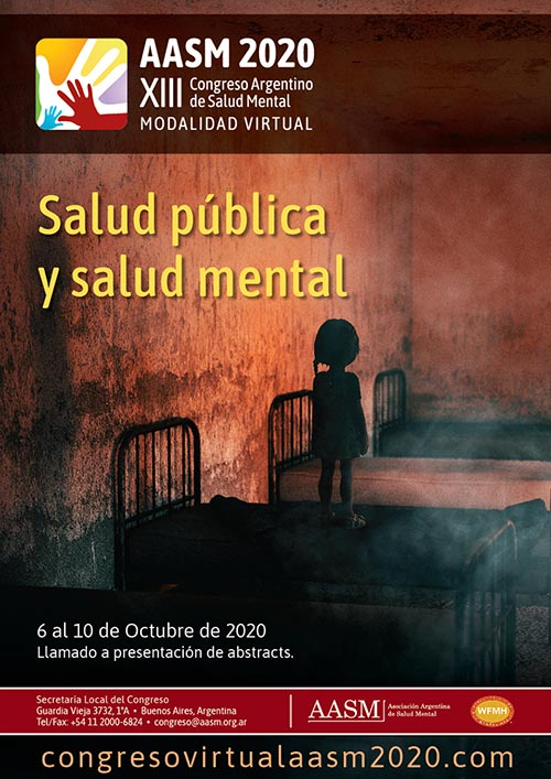 XIII Congreso Argentino de Salud Mental (VIRTUAL)